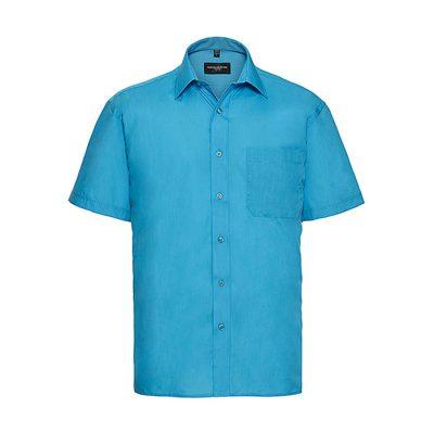 "Moška srajca kratki rokav – ""Poplin"""