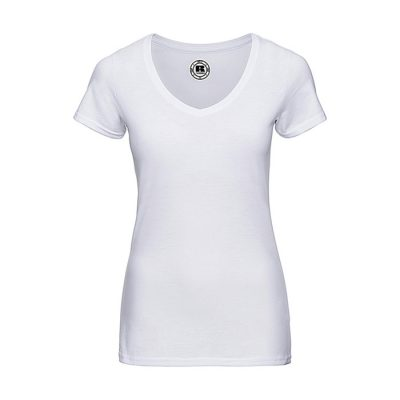 "Ženska T-shirt majica – ""HD"" – ""V"" izrez"