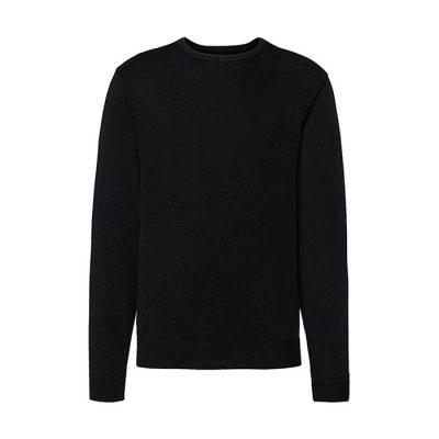 """Moški pleteni pulover – """"O"""" izrez"""